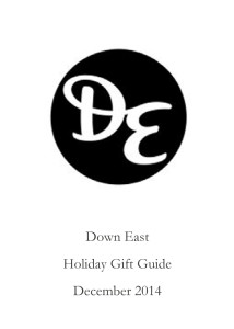 Down East.December 2014.pub