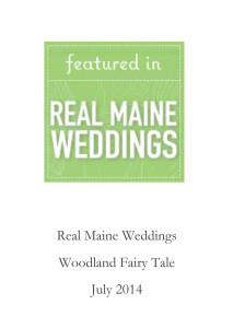 Real Maine Weddings.July 2014.pub