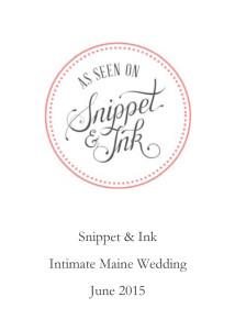 Snippet & Ink.June 2015.pub