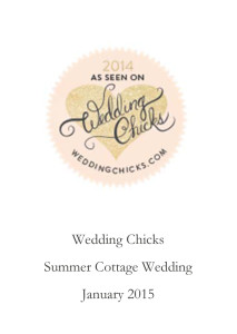Wedding Chicks.January 2015.pub
